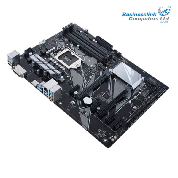 ASUS PRIME Z370-P LGA1151 DDR4 HDMI DVI M 2 ATX Motherboard