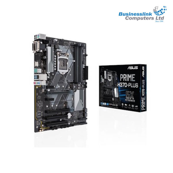 Asus PRIME H370-PLUS 8th Gen ATX Motherboard