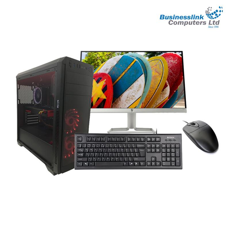 Blink Desktop Gaming PC i5 8400 8th Gen