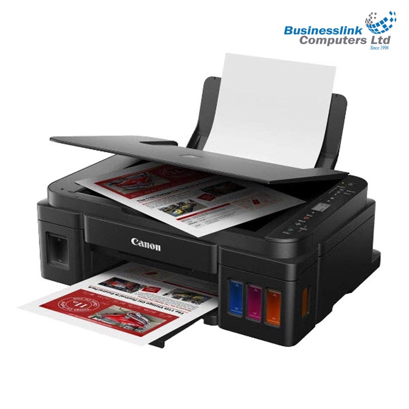 Canon Pixma G3010 Ink Tank All In One Printer