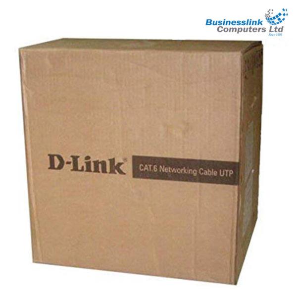 D-Link CAT 6 UTP Cable 305M (Original)