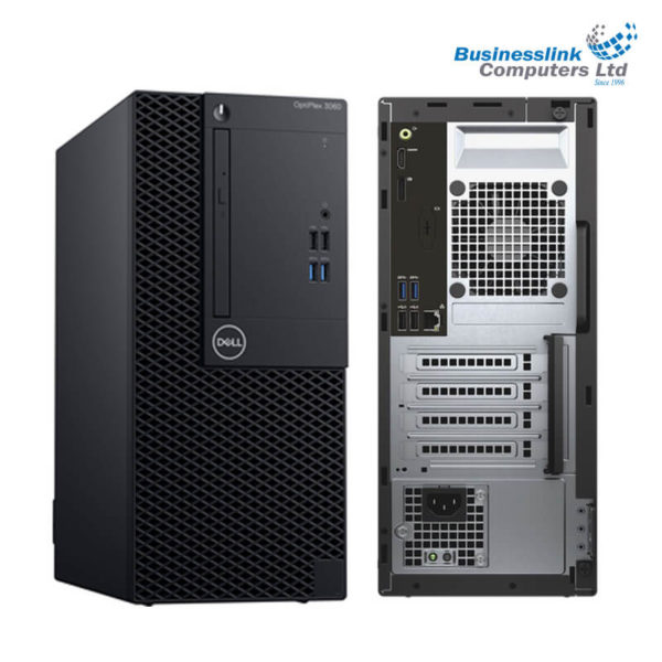 Dell Optiplex 3060MT Core i3 8th Gen Brand PC@@