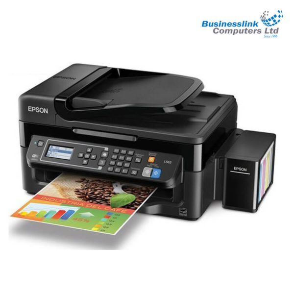 Epson L565 Wi- Fi All-in-One Ink Tank Printer