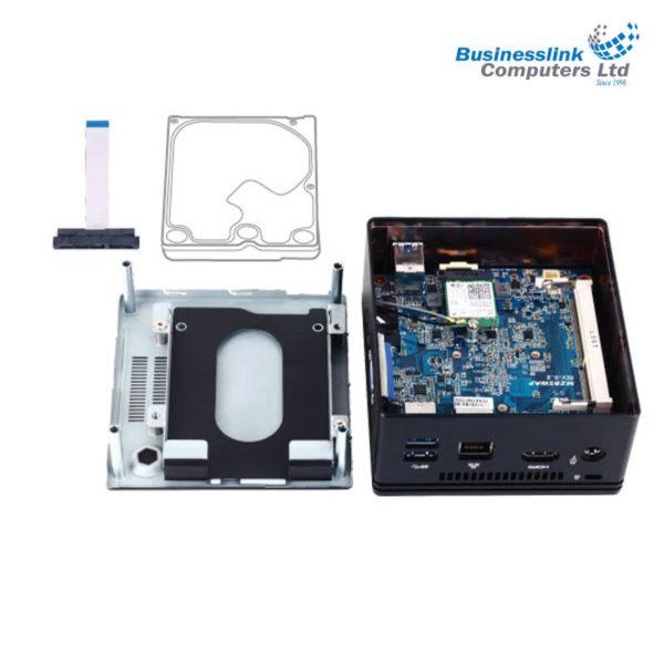 Gigabyte BRIX PC GB-BACE-3000 Intel@