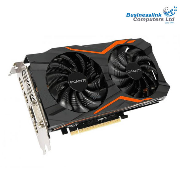 Gigabyte GeForce GTX 1050 Ti G1