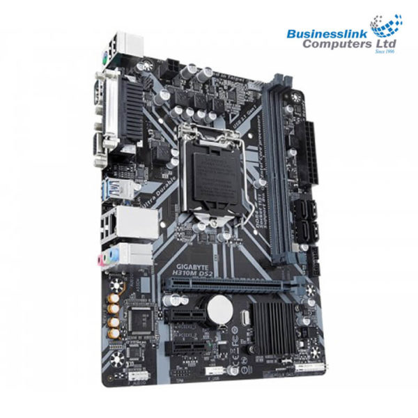 Gigabyte H310M DS2 8th Gen Micro ATX Motherboard