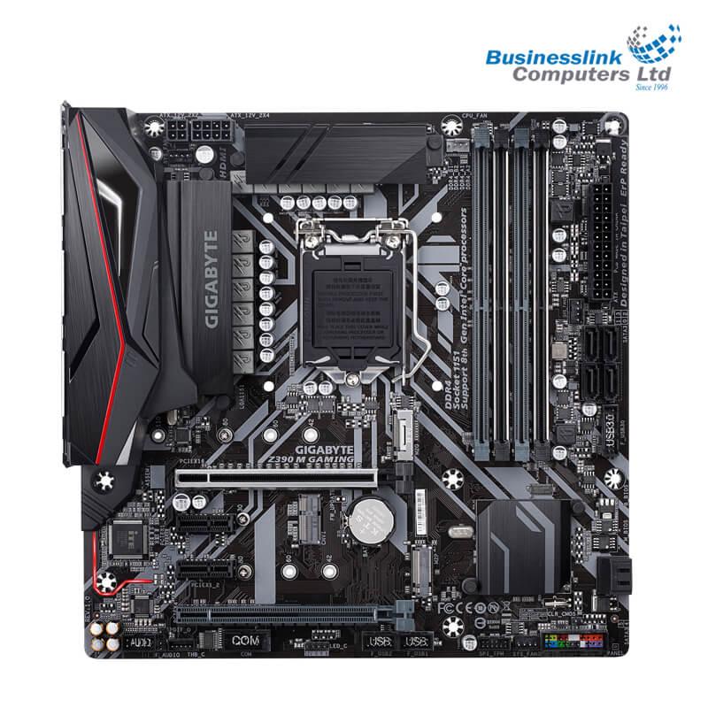 Gigabyte Z390M GAMING DDR4 9-GEN Intel LGA1151 Motherboard