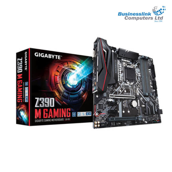 Gigabyte Z390M GAMING DDR4 9-GEN Intel Motherboard