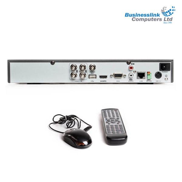 HIKVISION DS-7204HWI-E1 4 Channel DVR@