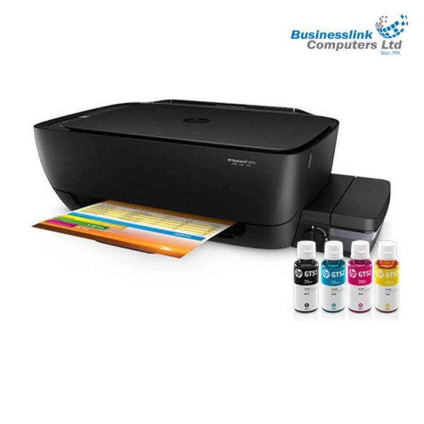 HP DeskJet GT 5810 All-In-One Color InkJet Printer@