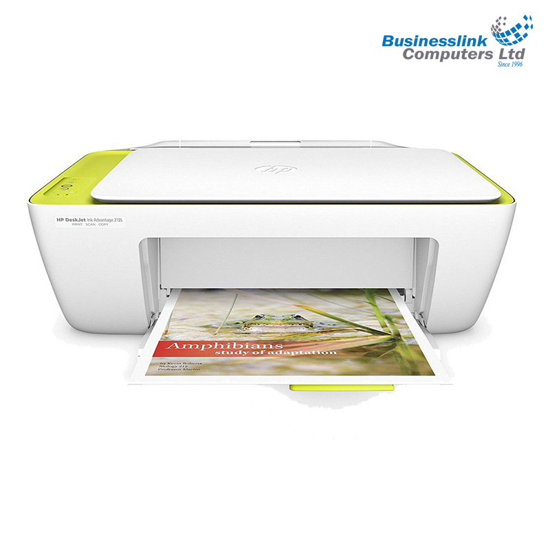 HP Inkjet D2132 Printer All in One