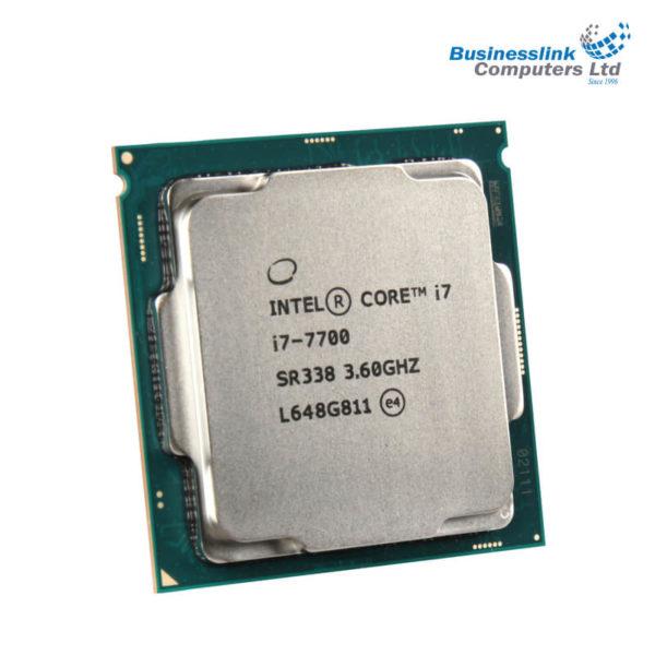 Intel 7th Gen Core i7 7700
