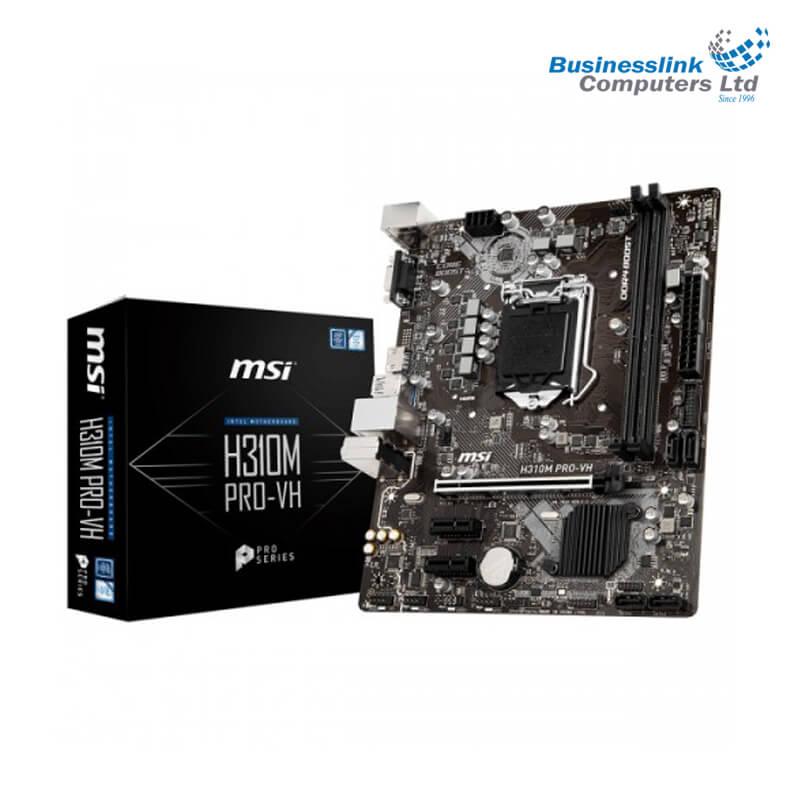 MSI H310M PRO-VH DDR4 8th Gen Motherboard