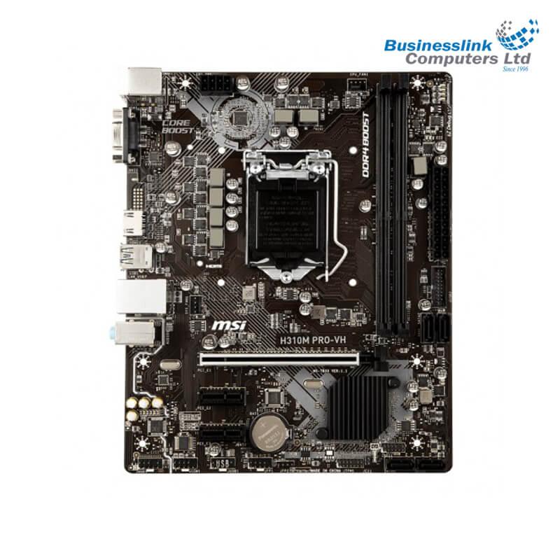 MSI H310M PRO VH DDR4 8th Gen Motherboard