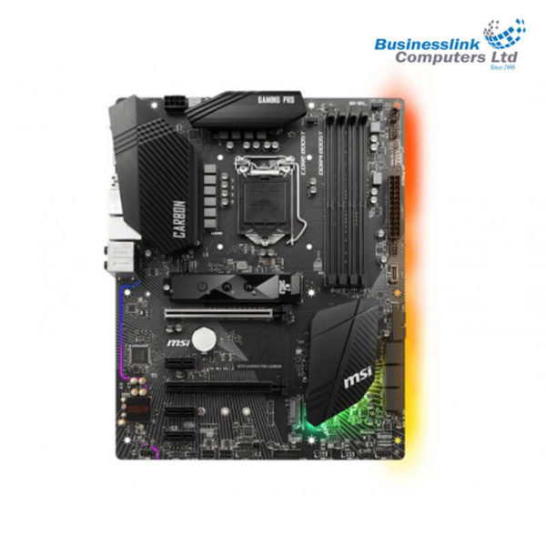 MSI H370 Gaming Pro Carbon 8th Gen DDR4 Motherboard
