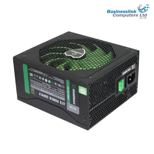 Power Supply Modular GameMax GM600 600w 80 Plus Bronze