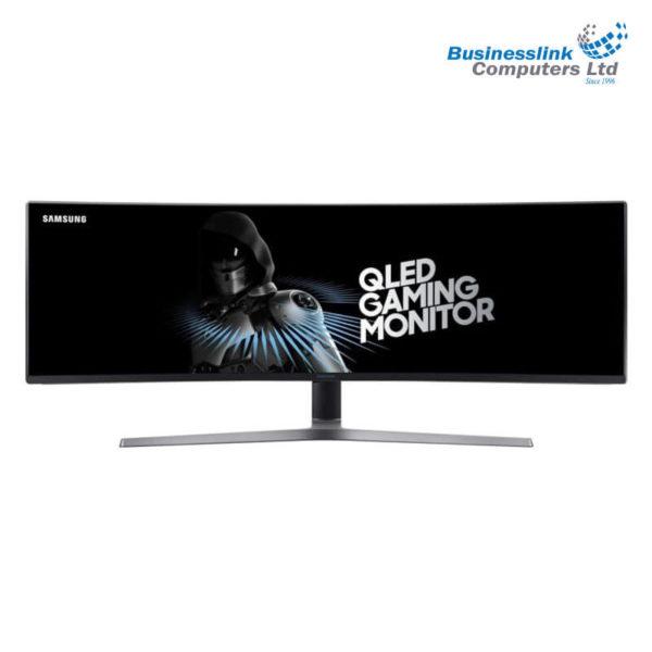 Samsung LC49HG90DMUXEN QLED Multitasking Gaming Monitor