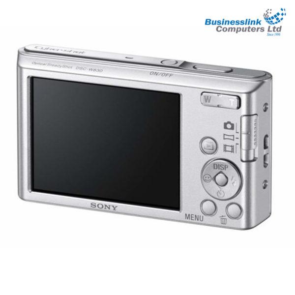 Sony Digital Camera DSC-W830 Camera (Silver)