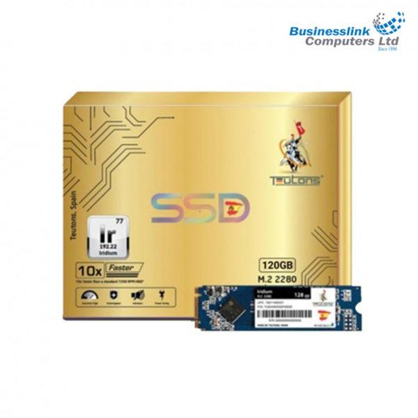 TEUTONS 120GB M 2 SSD