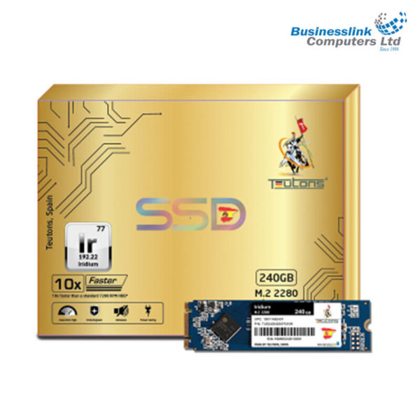 TEUTONS 240GB M 2 SSD