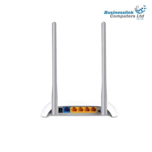 TP-Link TL-WR840N V2 Wireless Router@