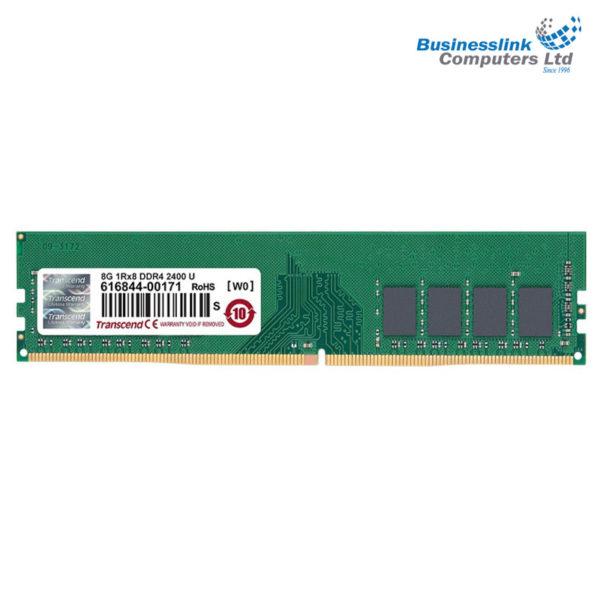 Transcend 8GB DDR4 2400 UDIMM Desktop RAM