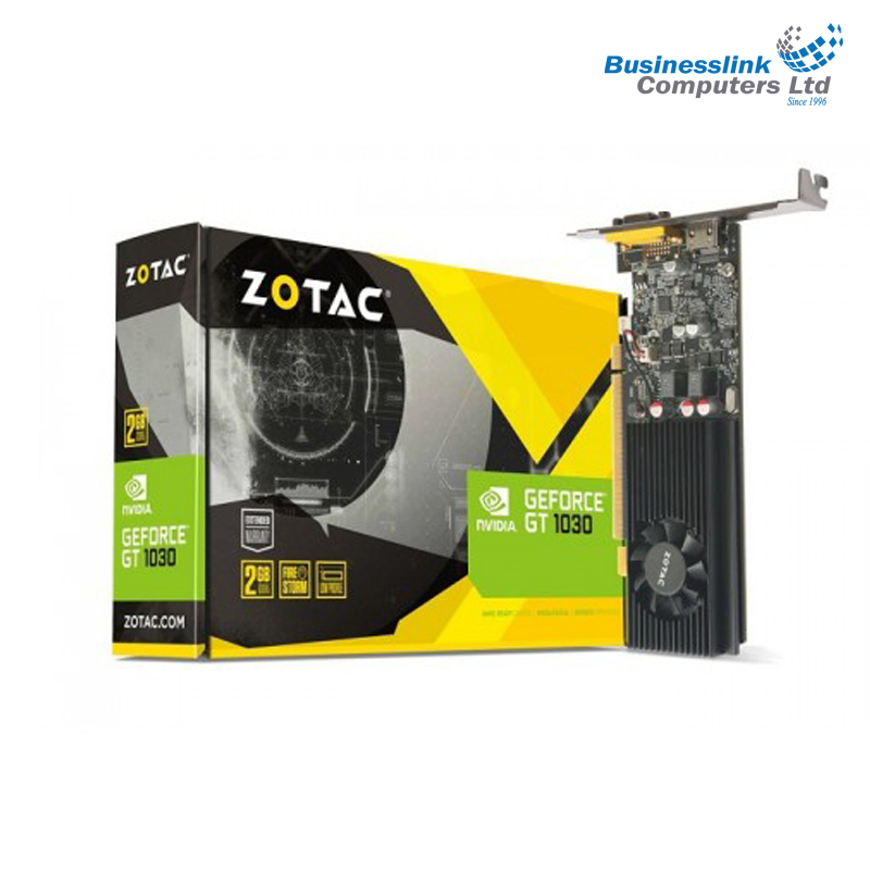 ZOTAC GeForce GT 1030
