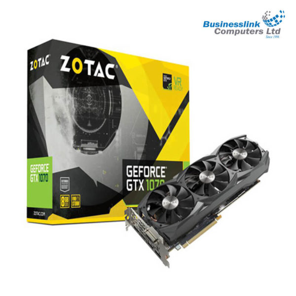 ZOTAC GeForce GTX 1070 8GB GDDR5 Graphics Card