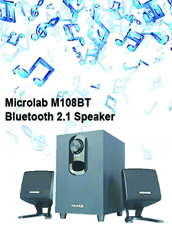 Microlab M108BT